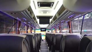 tempat duduk bus aotransport