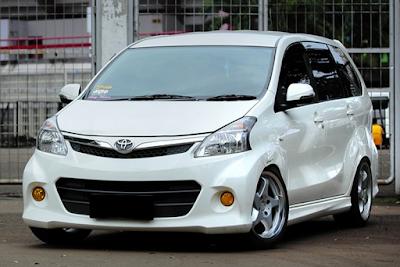 Toyota Avanza Veloz Modifikasi