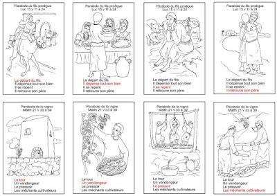 http://www.biblenfant.org/Jeux_et_mobiles/jeu_10_familles_paraboles.htm