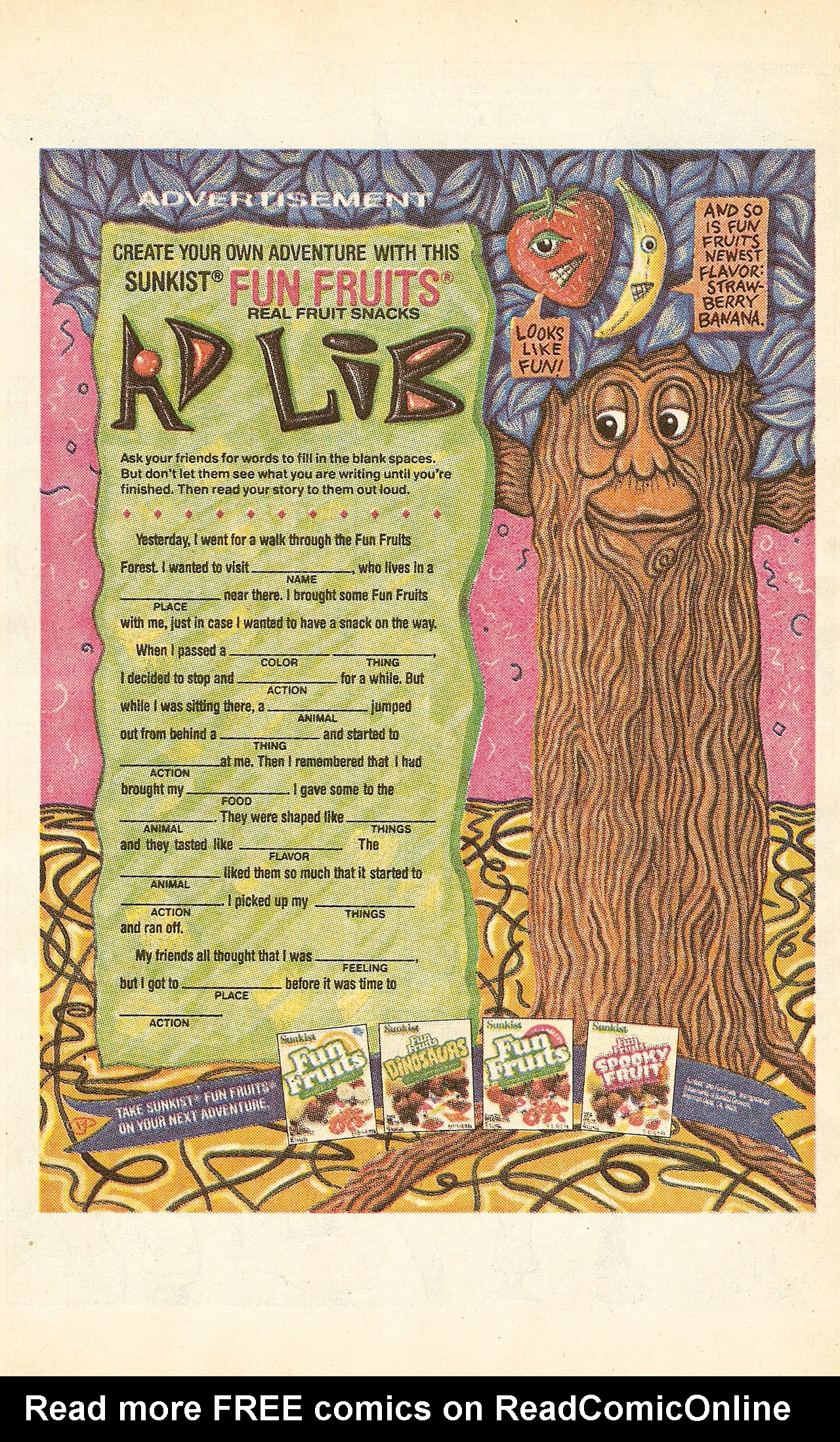 Read online ALF comic -  Issue #17 - 7