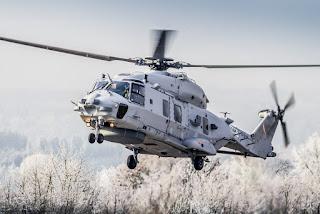 Helikopter NH90 Sea Lion