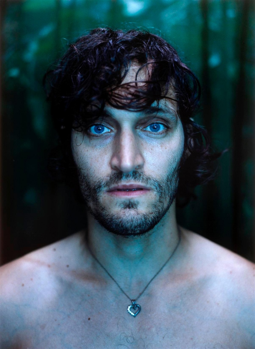 Gallo By Thian Different Ways To Wear A Scarf: Mouvement Introductif: Vincent Gallo