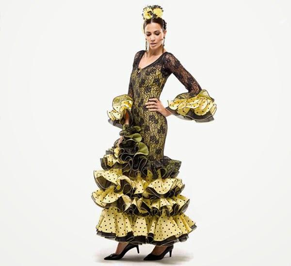 7721106ad El Corte Inglés trajes de flamenca 2015 - MODA Y BIENESTAR