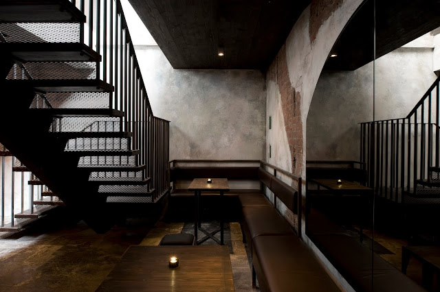 Interview with Oskar Kinberg, Oskar's Bar in Dabbous, Trader Magnus