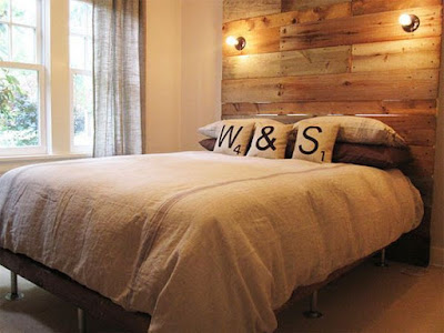 Wooden Headboard Designs