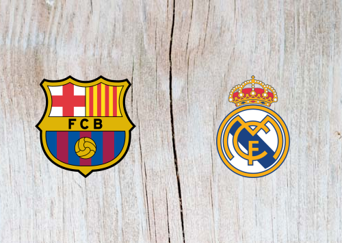 Barcelona vs Real Madrid Full Match & Highlights 28 October 2018