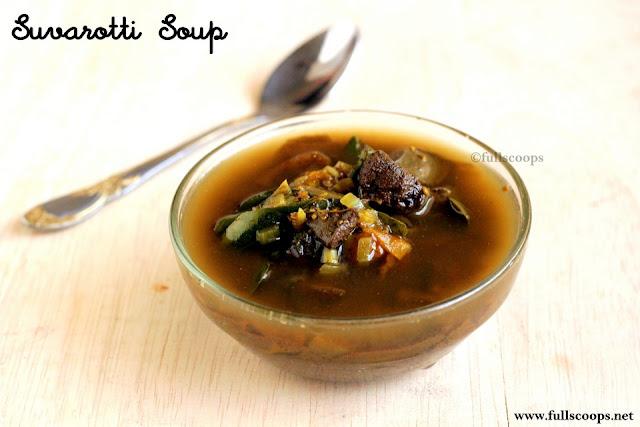 Suvarotti Soup