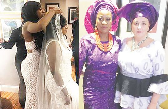 Nigerian Woman Marries Lesbian Partner In US