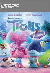 Trolls Holiday (2017) WEBRip Latino AC3 2.0