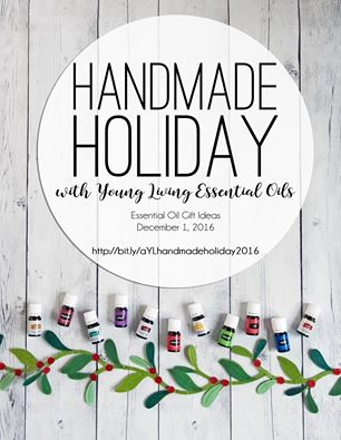 Promo for the Handmade Holiday Event