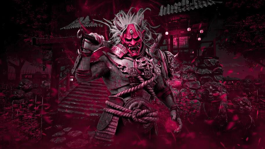 The Oni, Dead by Daylight, Kazan Yamaoka, 4K, #4.3226