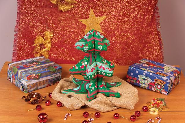 Molde - Árvore de Natal