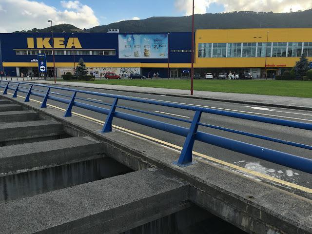 Tienda de Ikea en Barakaldo