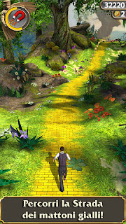 -GAME-Temple Run: Oz