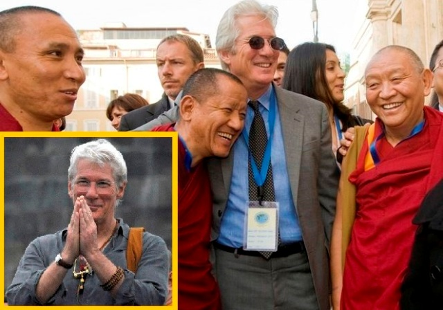 Why Richard Gere Became a Buddhist