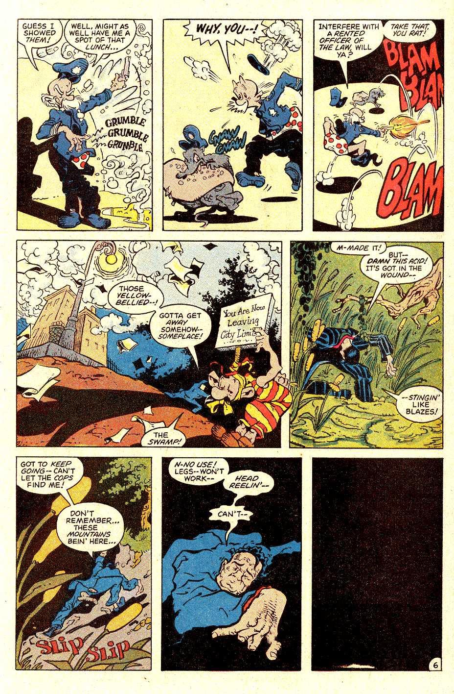 Read online Secret Origins (1986) comic -  Issue #30 - 27