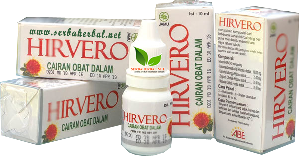 Obat Tetes Herbal Hirvero, The Power of Natural Herbs