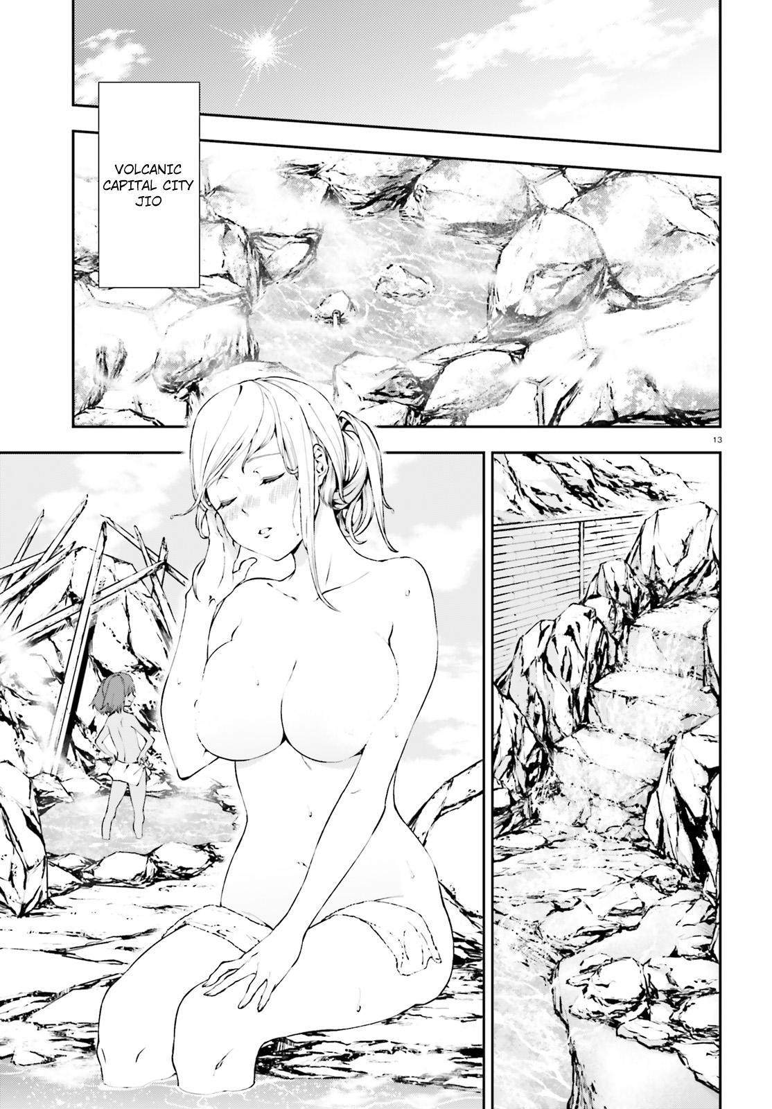 Sekai no Owari no Sekairoku - Chapter 11