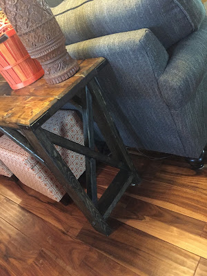 #millsnewhouse, Smith Building, couch table, custom wood table
