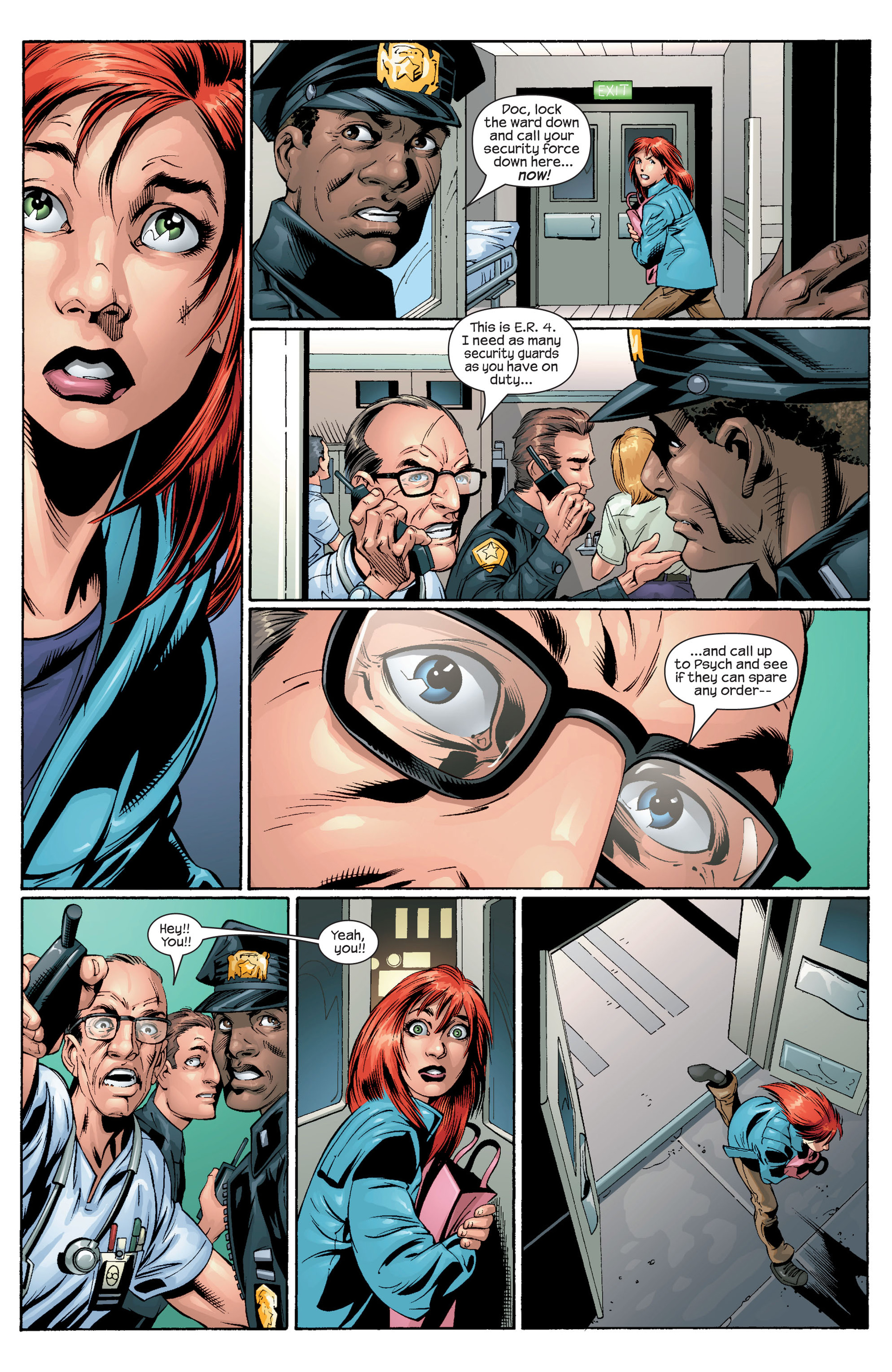 Read online Ultimate Spider-Man (2000) comic -  Issue #30 - 18
