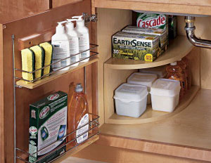 11 Ways To Organize Under A Sink Organizing Made Fun 11