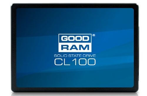 Budget SSD-drives GOODRAM CL100 in the capacity of 120 and 240 Gbytes are presented