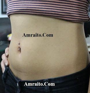 Navel piercing cost