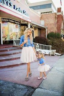 Baju Couple Cantik Ibu dan Anak 200010