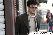 Daniel Radcliffe on RTÉ With Seán Rocks, exclusive Kill Your Darlings clip