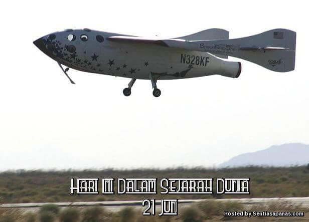 SpaceShipOne