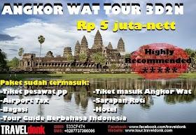Angkor Wat 3D2N