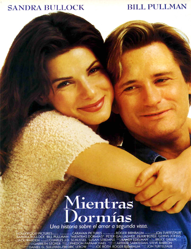 Ver Mientras dormías (While You Were Sleeping) (1995) Online