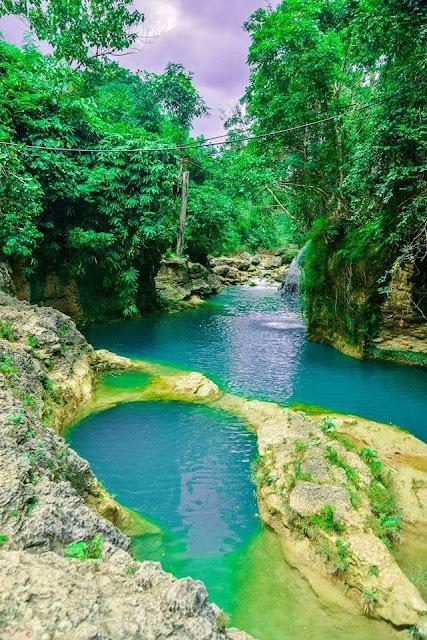 Kansalakan Enchanted River