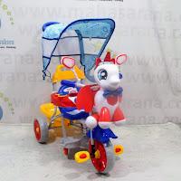 family unicorn sepeda roda tiga