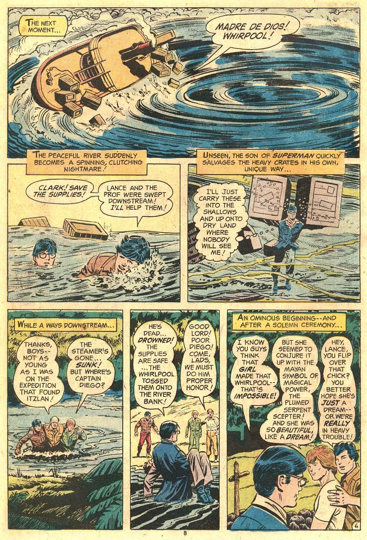 Read online World's Finest Comics comic -  Issue #230 - 8