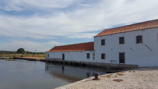 (Almost) Wordless Wednesday - Corroios tide mill