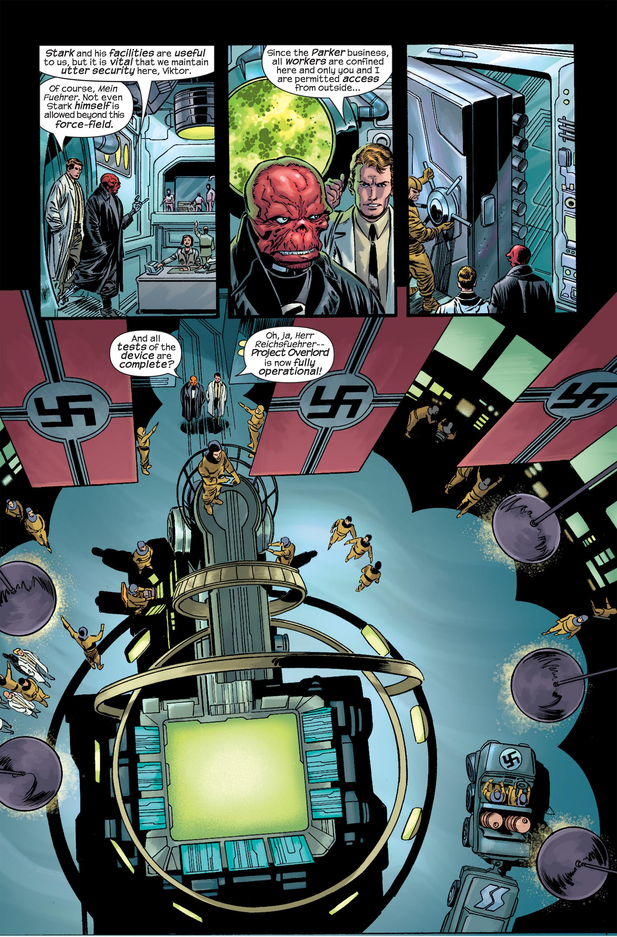 Captain America (2002) Issue #18 #19 - English 20