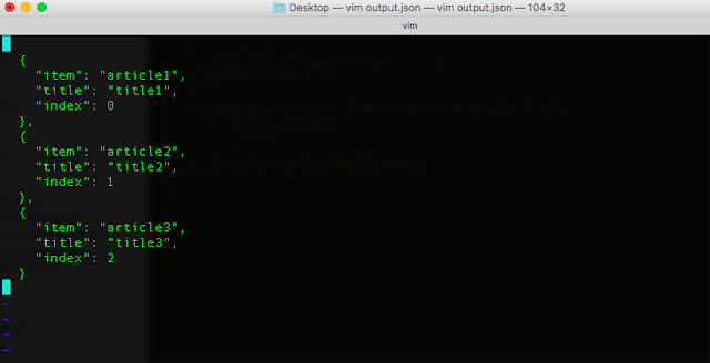 Output.JSON