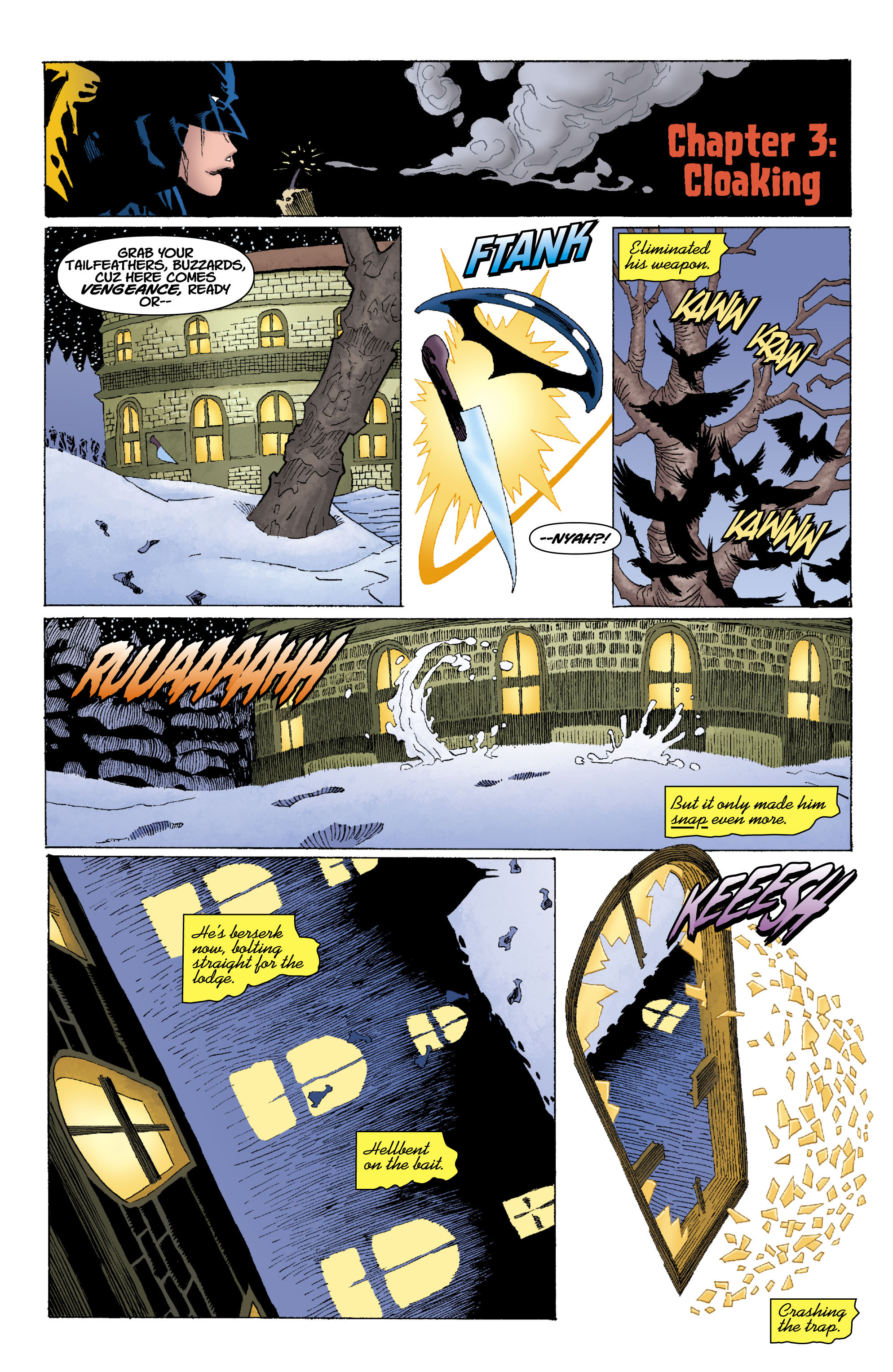 Read online Batman: Unseen comic -  Issue #5 - 8