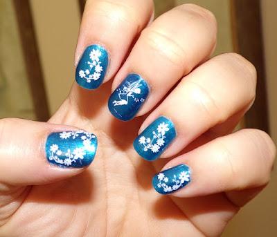 Kit de Stamping Nail Art de Konad