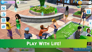 Download  The Sims Mobile