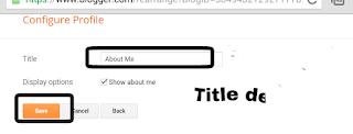 Popular widgets for blogger