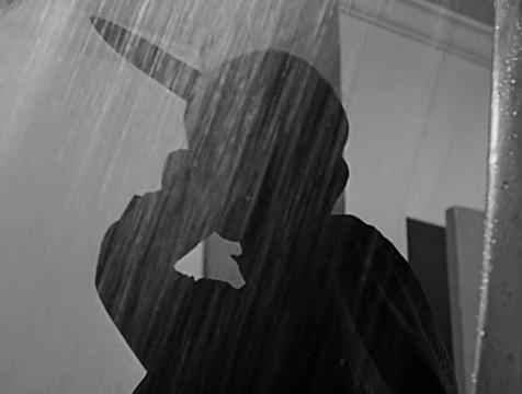 El asesinato de Marion Crane en Psicosis - Cine de Escritor