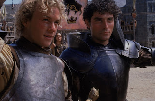 a knights tale-heath ledger-rufus sewell