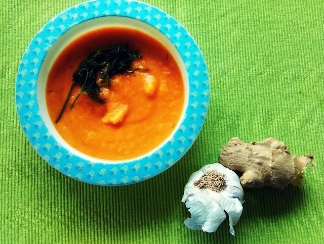 Błażej zaprasza na pyszną zupę!
