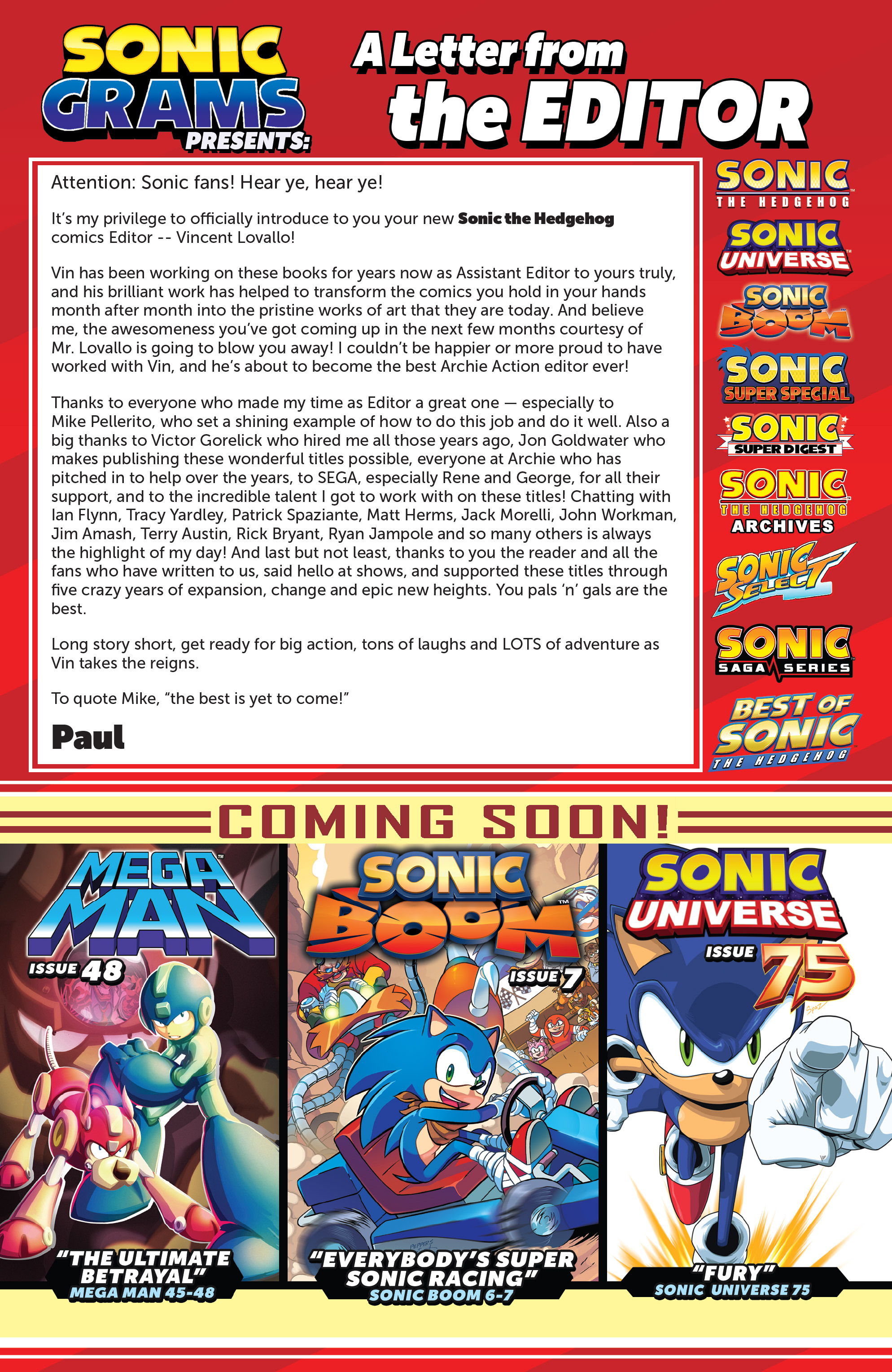 Read online Sonic The Hedgehog comic -  Issue #271 - 23