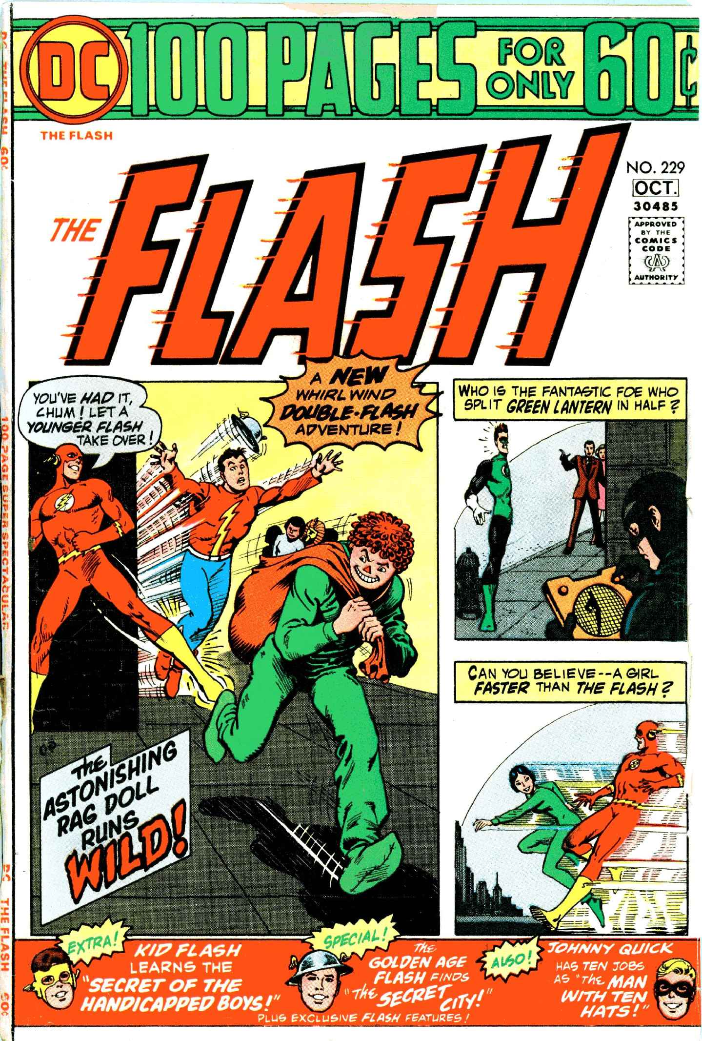 The Flash (1959) 229 Page 1