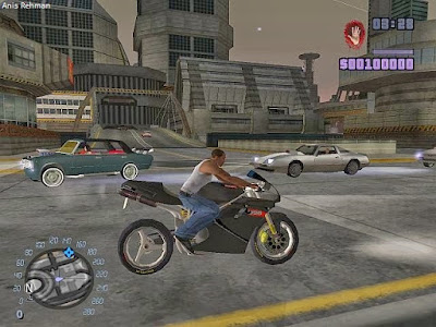 Riding on a bike Download GTA Killer City Game for Windows PC latest Full Version