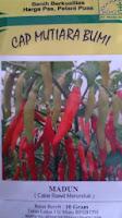 benih petani,tahan virus, buah lebat, cap panah merah, tahan layu, tahan cekaman calcium