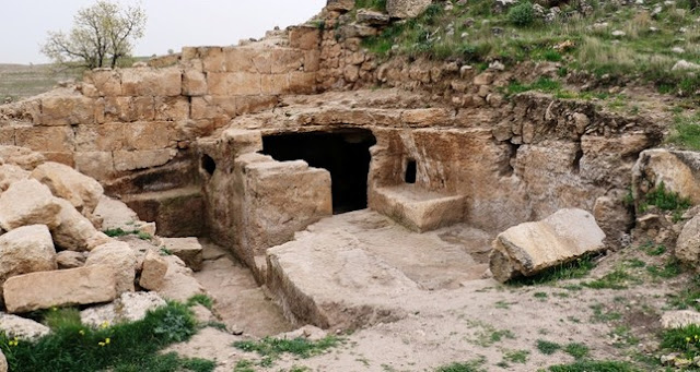 Subterranean Mithras temple excavated in southeast Turkey